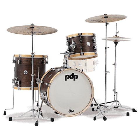 "pdp Concept Classic 18"" Wood Hoop Bop Walnut"