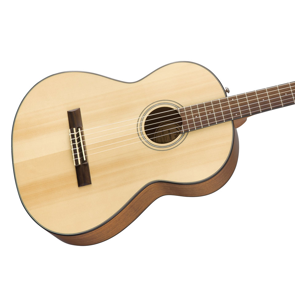 fender cn 60s nat guitare classique. Black Bedroom Furniture Sets. Home Design Ideas