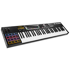 M-Audio Code 61 black « Masterkeyboard