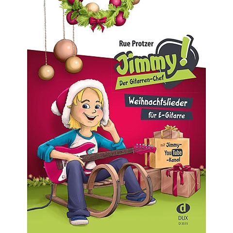 Dux Jimmy! Der Gitarren-Chef - Weihnachtslieder