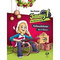 Βιβλίο τραγουδιών Dux Jimmy! Der Gitarren-Chef - Weihnachtslieder