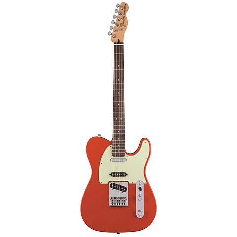 Fender Nashville Telecaster PF FRD