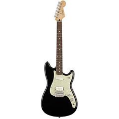 Fender Duo-Sonic HS PF BK  «  Guitare électrique