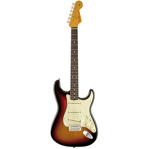 Fender Classic '60s Stratocaster Nitro Laquered PF 3TS « Electric Guitar