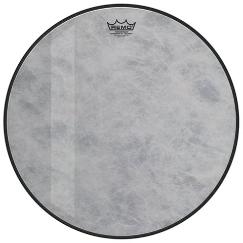 "Parches para bombos Remo Powerstroke 3 Fiberskyn Felt Tone 18"" Bass Drum He"