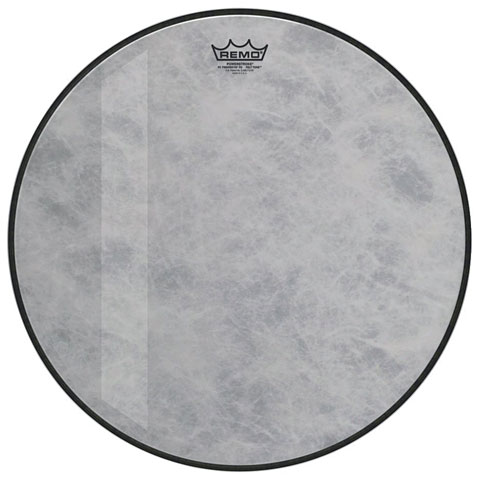"Parches para bombos Remo Powerstroke 3 Fiberskyn Felt Tone 22"" Bass Drumheads"