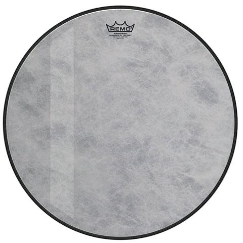 Remo Powerstroke 3 Fiberskyn Felt Tone 24  Bass Drumheads