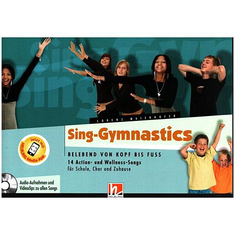Choir Sheet Music Helbling Sing-Gymnastics