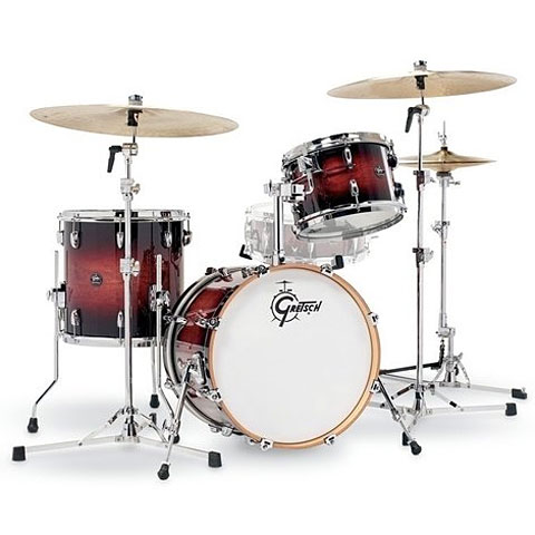 "Batería Gretsch Drums Renown Maple 18"" Cherry Burst"
