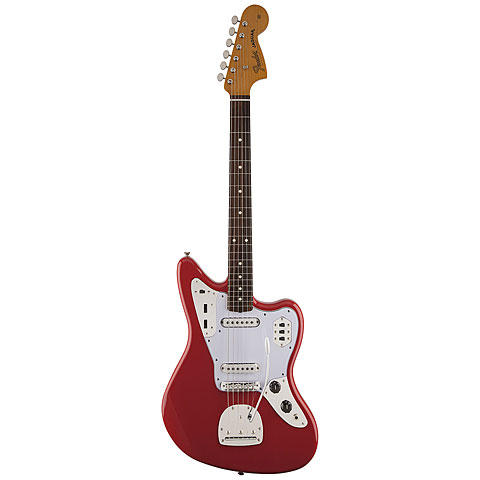 Fender Classic '60s Jazzmaster Nitro Laquered PF FRD « Guitare électrique