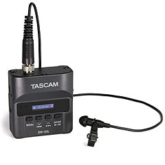 Tascam DR-10L « Digital Audio Recorder