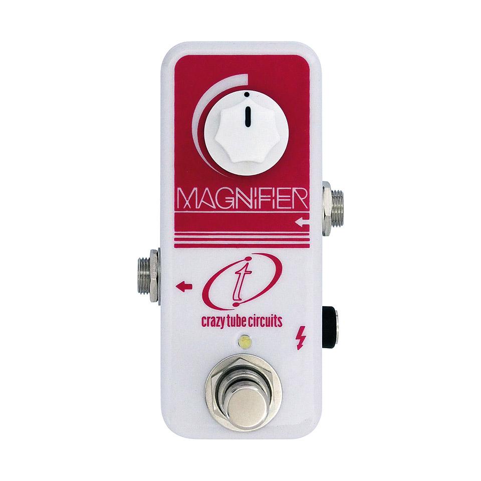 Crazy Tube Circuits Magnifier Guitar Effect Circuit