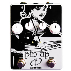Crazy Tube Circuits Pin Up « Effectpedaal Gitaar