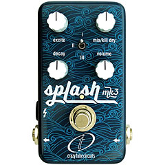 Crazy Tube Circuits Splash MK 3 « Pedal guitarra eléctrica