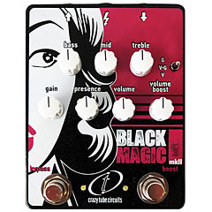 Crazy Tube Circuits Black Magic MK II « Pedal guitarra eléctrica