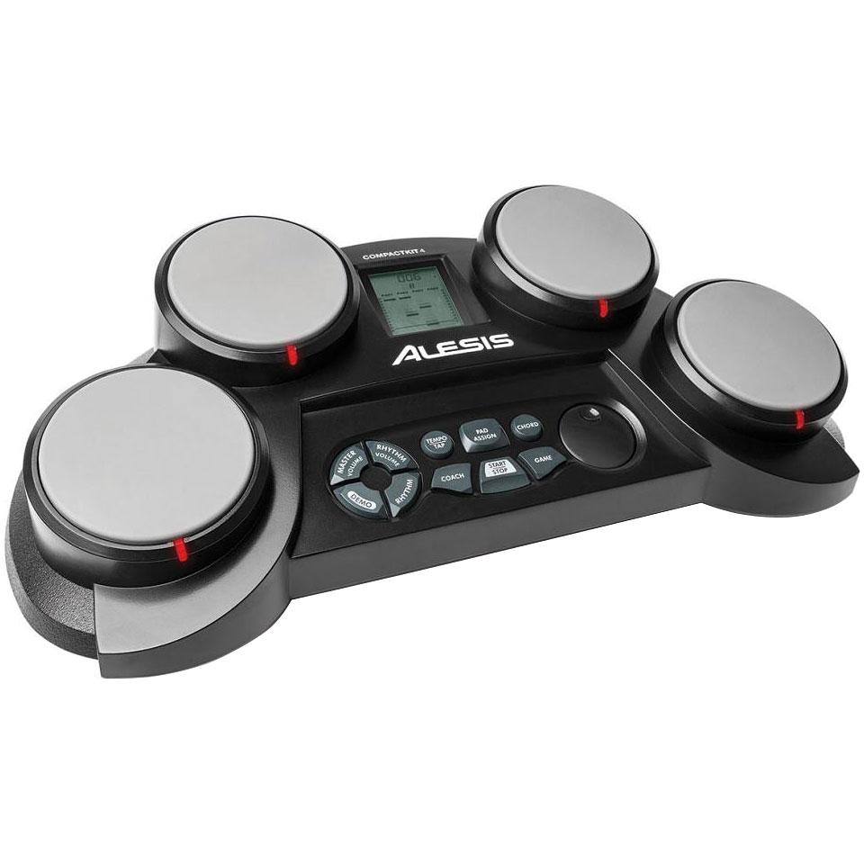 Edrummodule - Alesis Compact4Kit Percussion Pad - Onlineshop Musik Produktiv