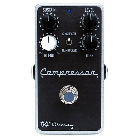 Guitar Effect Keeley Compressor Plus