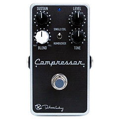 Keeley Compressor Plus « Pedal guitarra eléctrica
