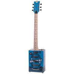 Bohemian Oil Can Guitar BG15AL « Guitare électrique