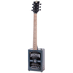 Bohemian Oil Can Guitar BG15MSH « Electric Guitar