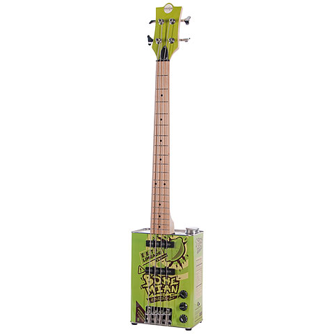 Electric Bass Guitar Bohemian Oil Can Bass BGB15LA
