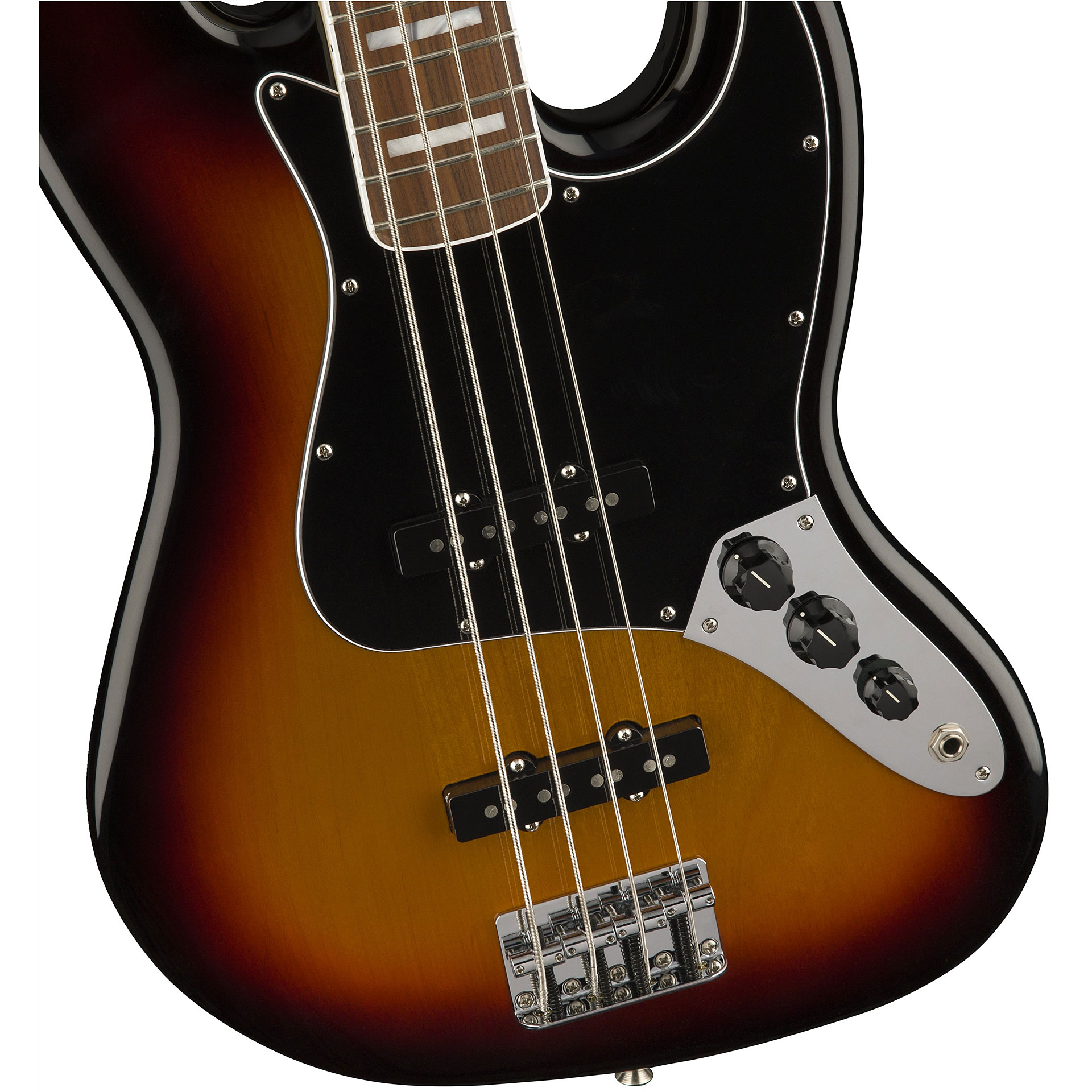 fender classic series 39 70s jazz bass 3ts pf electric. Black Bedroom Furniture Sets. Home Design Ideas