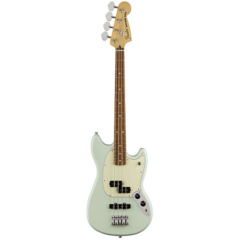Fender Mustang Bass SBL PF « Electric Bass Guitar