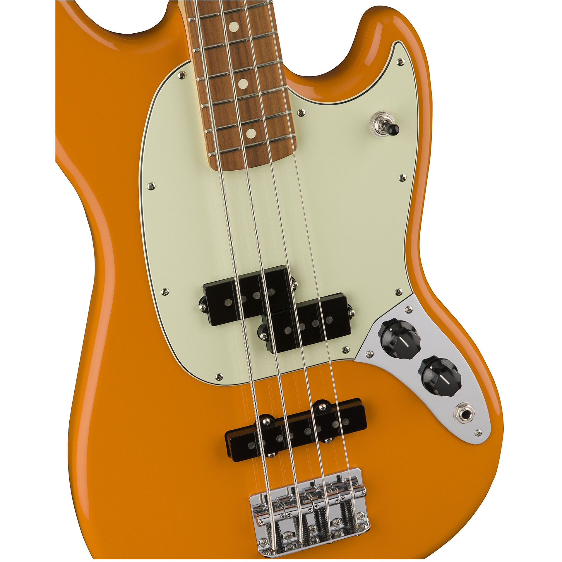 Fender classic series mustang bass pf co electric bass for Classic house bass lines