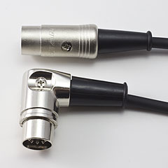 Karl's Midi-Wire Patchcable 15 cm ST/RA