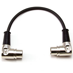 Karl's Midi-Wire Patchcable 15 cm RA/RA « Câble MIDI