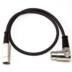 Karl's Midi-Wire Patchcable 45 cm ST/RA « MIDI-Kabel