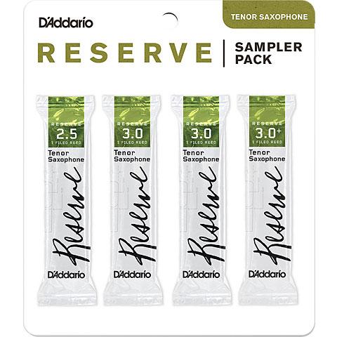 D'Addario Reserve Tenorsax Sampler Pack 2,5/3,0/3,0/3,5