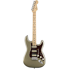 Fender American Elite Strat HSS MN CPG « Guitare électrique