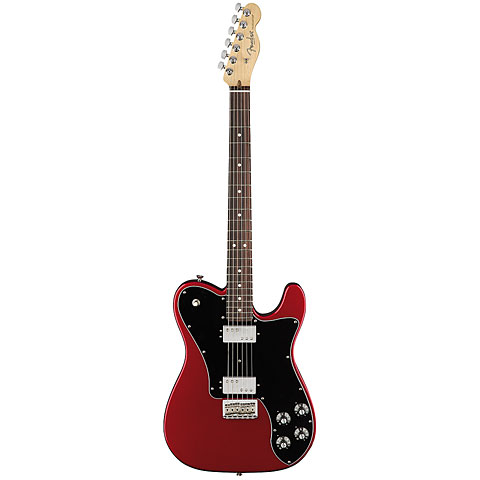 Fender American Pro Telecaster Deluxe RW CAR