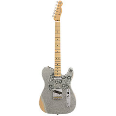 Fender Brad Paisley Road Worn Telecaster « Electric Guitar