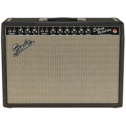 Ampli guitare, combo Fender 64 Custom Deluxe