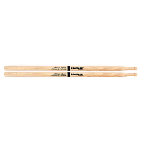 Promark Hickory 5B Pro Round Wood Tip