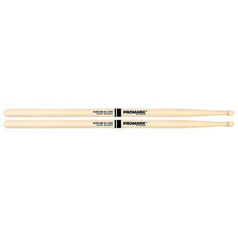 Promark Rebound Balance Hickory 5A Long Acorn Wood Tip