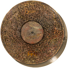 "Meinl Byzance 15"" Extra Dry Medium Thin HiHat « Hi Hat"