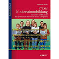 Instructional Book Schott Praxis Kinderstimmbildung