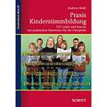 Учебное пособие  Schott Praxis Kinderstimmbildung