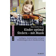Schott Kinder optimal fördern - Mit Musik « Libros didácticos