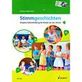 Lehrbuch Schott Stimmgeschichten - Kreative Stimmbildung für Kinder ab vier Jahren