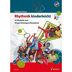 Schott Rhythmik kinderleicht « Instructional Book