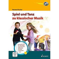 Schott Spiel und Tanz zu klassischer Musik « Libros didácticos