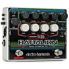 Electro Harmonix Battalion « Effets pour basse électrique