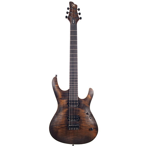 Mayones Setius 6 Custom « Elgitarr