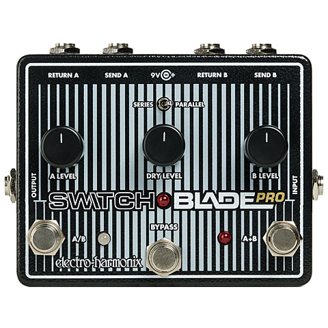 Little Helper Electro Harmonix Switchblade Pro