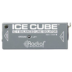 Radial IceCube IC-1 « DI-Box/splitter