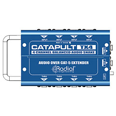 Radial Catapult TX4 « Splitter